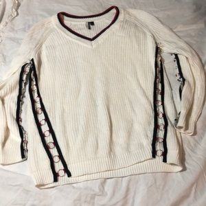 Topshop sweater size 6
